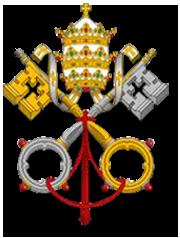Stemma dello Stato Vaticano,Città dello Stato Vaticano
